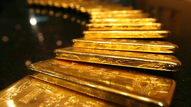 2017'de altın ithalatı rekor kırdı
