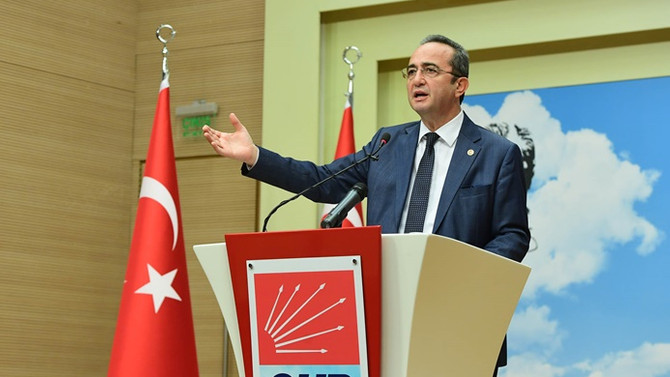 CHP'den MHP'ye 'yavru muhalefet' eleştirisi