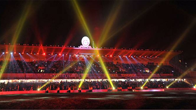 Galatasaray, Ali Sami Yen Stadı'nı unutmadı