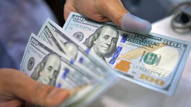 Dolar/TL, ABD verisi ile geriledi