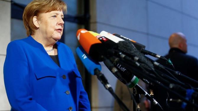 """Almanya'da """"büyük koalisyon"""" için kritik gün"""