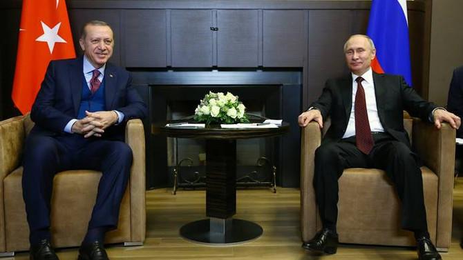 Putin: Provokasyonu kimin yaptığını biliyoruz