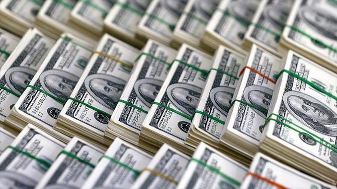 Dolar/TL aşağı yönlü