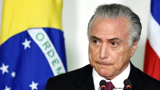 S&P Brezilya'nın notunu kırdı
