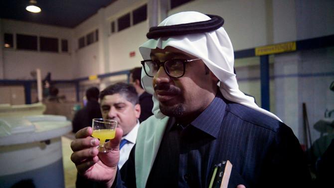Arap yatırımcılar Edremit'i inceledi