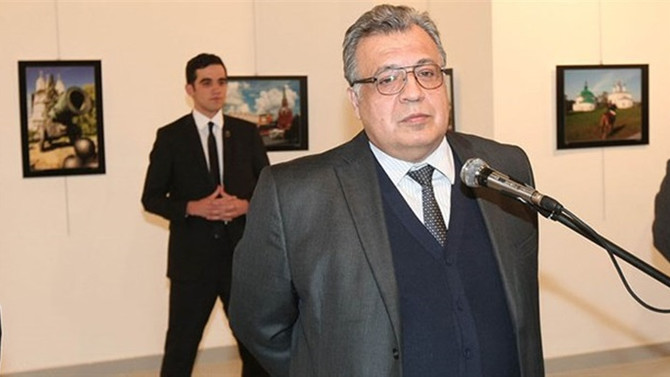 Rus Büyükelçi Karlov cinayetiyle ilgili bir kişi daha tutuklandı