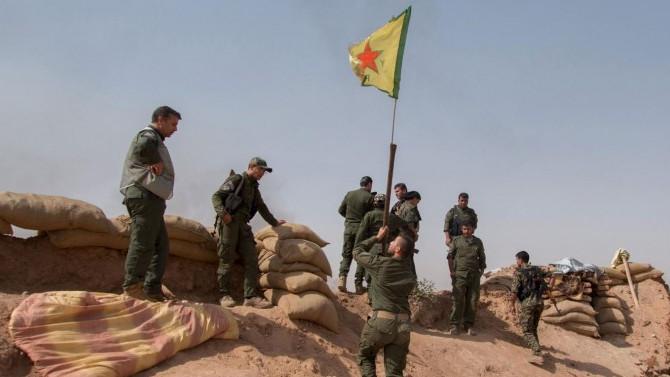 ABD'den YPG'ye üst düzey ziyaret