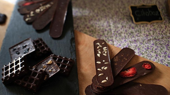 Tarihi garda çikolata festivali düzenlenecek