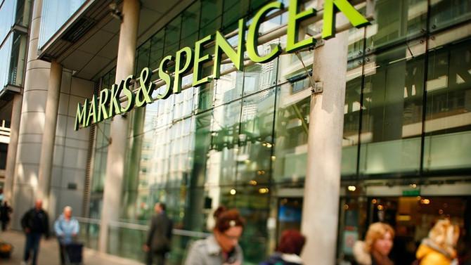 Marks & Spencer İngiltere'de 14 mağazasını kapatacak