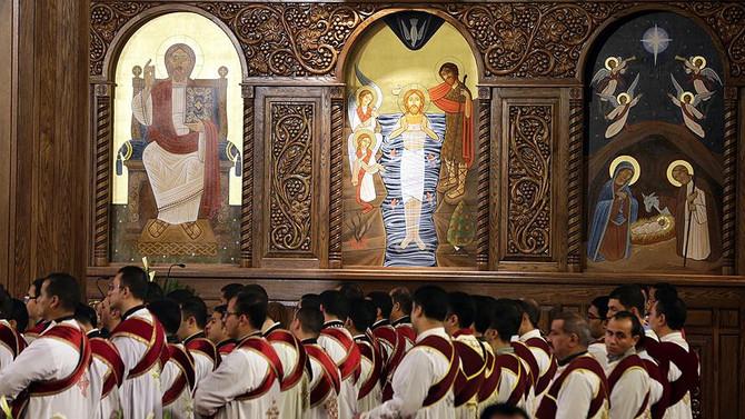 Ortadoğu'nun en büyüğü ibadete açıldı
