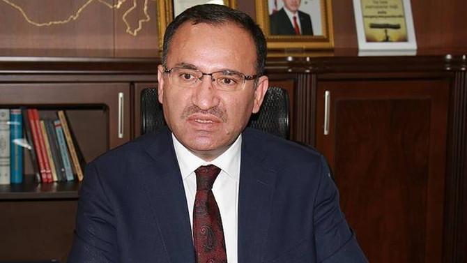 Bozdağ'dan Hakan Atilla açıklaması