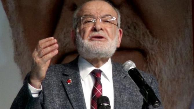 Karamollaoğlu'ndan Cumhurbaşkanı'na 'imza' tepkisi