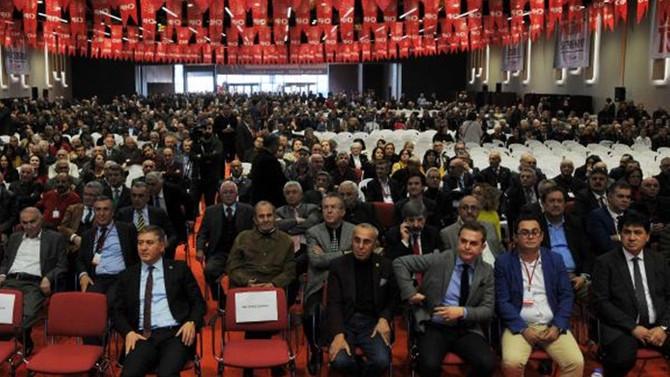 CHP Antalya'da Kumbul, Samsun'da Akcagöz il başkanlığına seçildi
