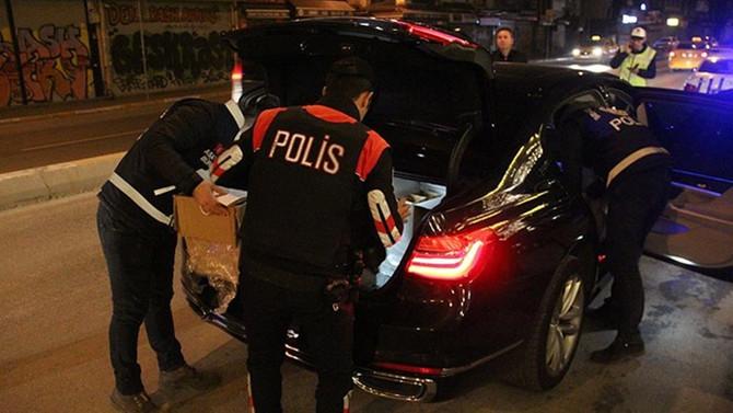 İstanbul'da 2 bin 400 polisle asayiş uygulaması