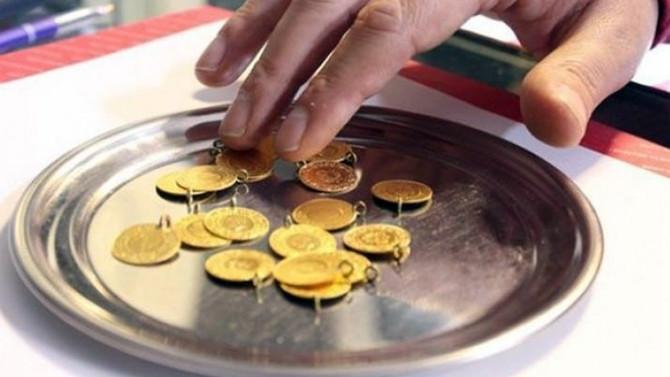 Altın fiyatları hareketsiz