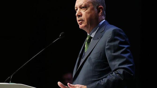 Erdoğan: Trenden düşenler düştüğü yerde kalır