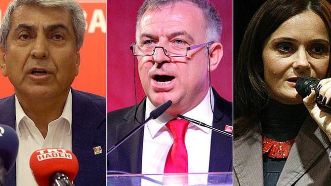 CHP'de İstanbul il başkanlığı için üç aday