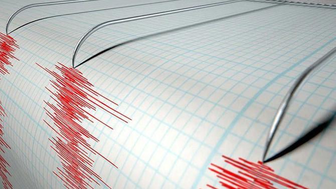 İzmir'de 3.7 şiddetinde deprem
