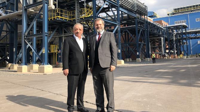 Cengiz Holding, Mazıdağı'nda entegre üretime geçti