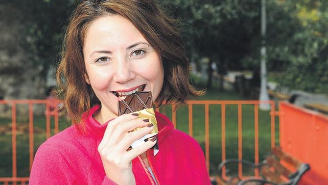 Çikolata aşkıyla 'Proje 15'in kazananlarından biri oldu