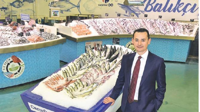 Carrefoursa'dan ucuz balığa 7 milyon TL'lik yatırım