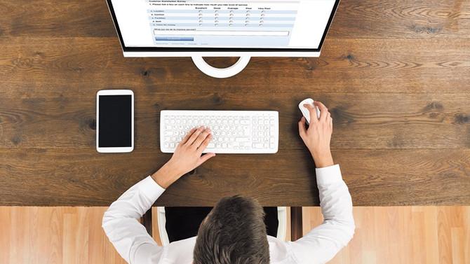 Araştırmalar online'a taşındı sahteciliğin önüne geçildi