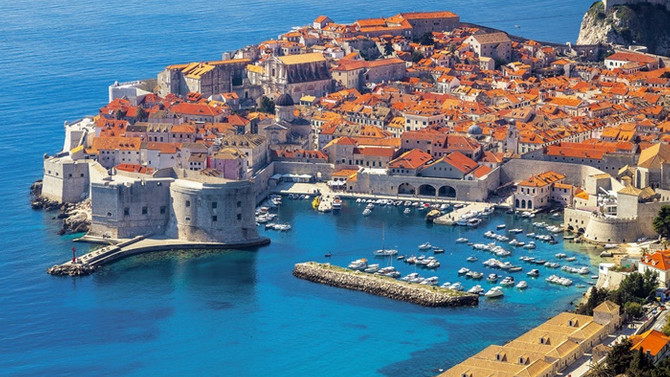 Adriyatik'in film platosu: Dubrovnik