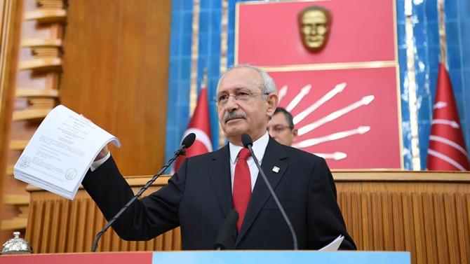 Kılıçdaroğlu'nun Man Adası iddiasına takipsizlik
