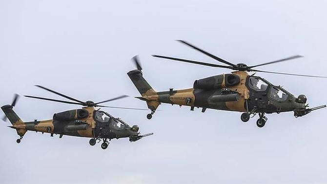 Başbakan: ATAK helikopteri düştü, 2 şehidimiz var