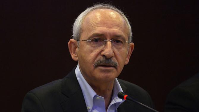 Kılıçdaroğlu, Akar'ı arayarak bilgi aldı