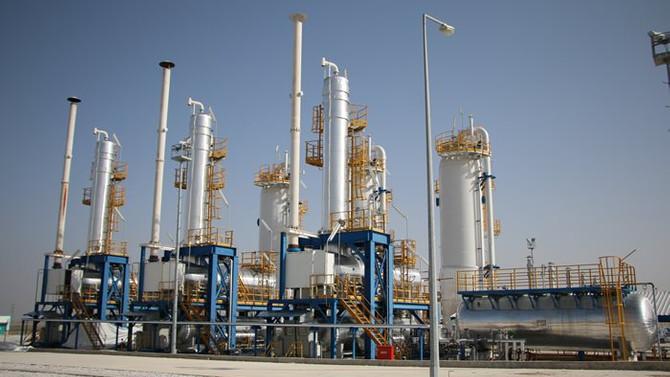 Bir yıllık doğalgaz ihtiyacının yarısı depolanacak