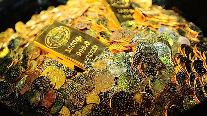 Altın mücevherat üretiminde ilk beş ülke arasındayız