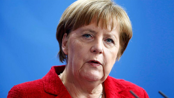Merkel: Maliye Bakanlığını alamamak acı verici oldu
