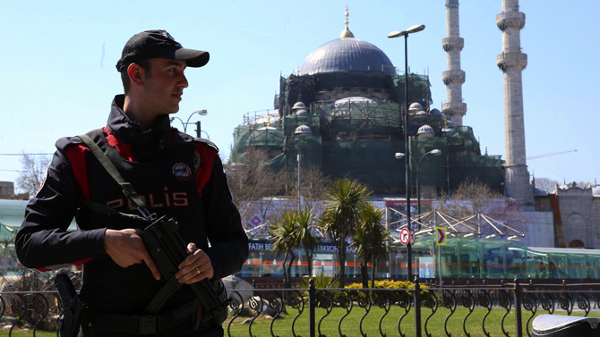 İstanbul'da 2017'de terör olayları yüzde 58 azaldı