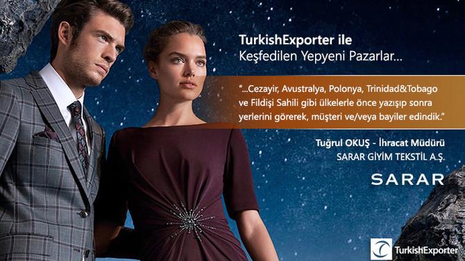 TurkishExporter ile Keşfedilen Yepyeni Pazarlar…