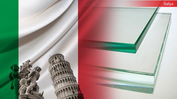 İtalyan firma temperli düz cam ithal edecek