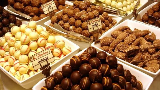 Çikolatadan yılda 5 milyar euro kazanıyor