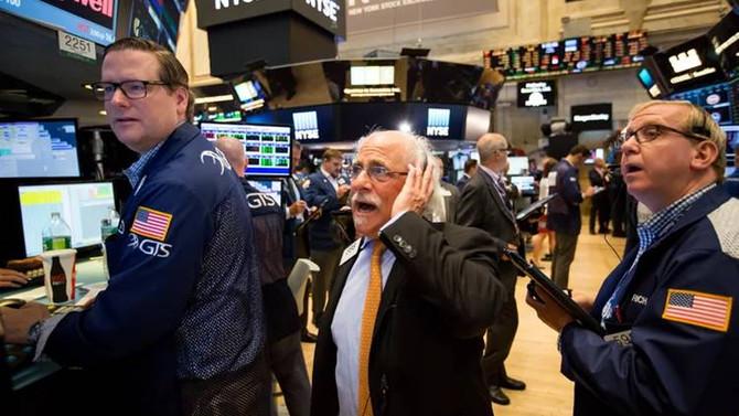 Borsalarda ikinci satış dalgası martta gelebilir