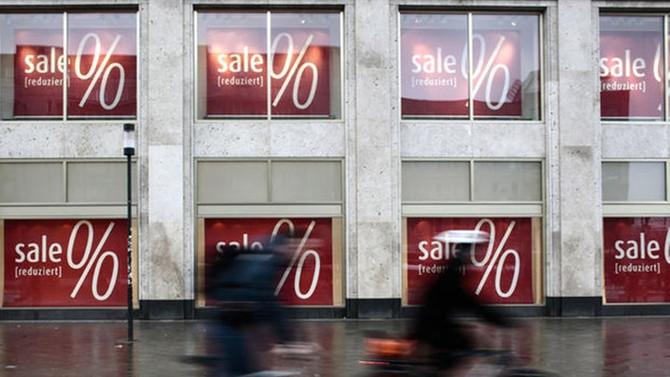Almanya'da yıllık enflasyon ocakta yüzde 1,6 arttı