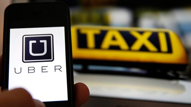 Uber 2017'de 4,5 milyar dolar kaybetti
