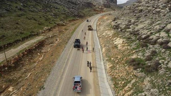 Diyarbakır'da 1200 asker ve korucu ile operasyon