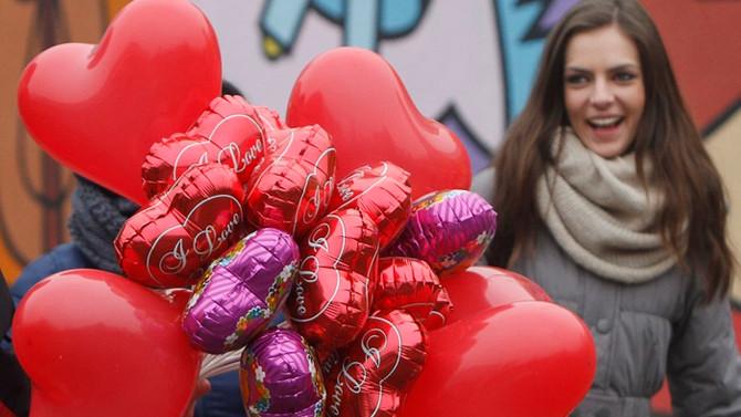 Sevgililer Günü'nde ABD ekonomisine 20 milyar dolar katkı