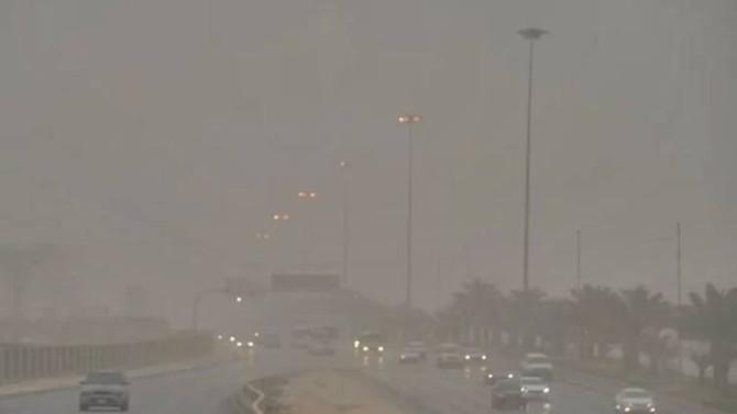 384 kişi toz fırtınasından etkilendi