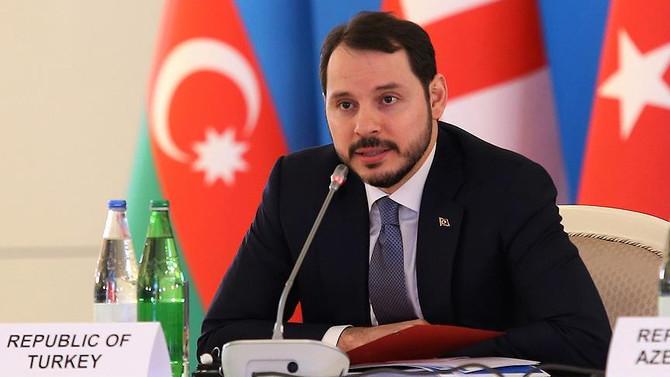 Albayrak: Türkiye en makul ve rasyonel alternatif