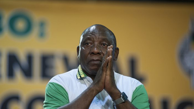 Güney Afrika'da yeni devlet başkanı seçildi