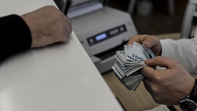 Bankacılık sektörü mevduatı 10.3 milyar TL arttı