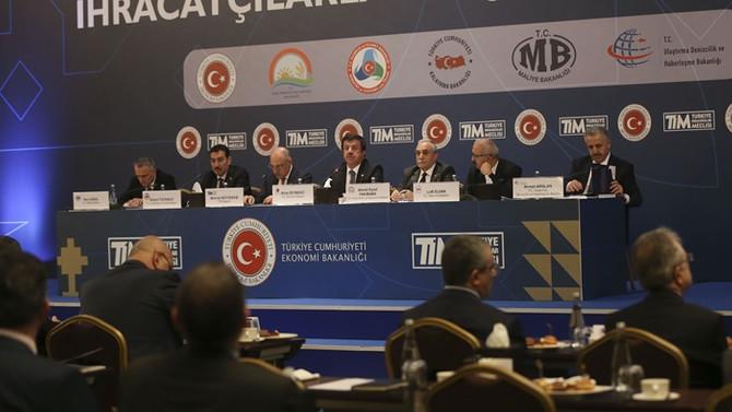 TİM, hükümetten 4 yeni talepte bulundu