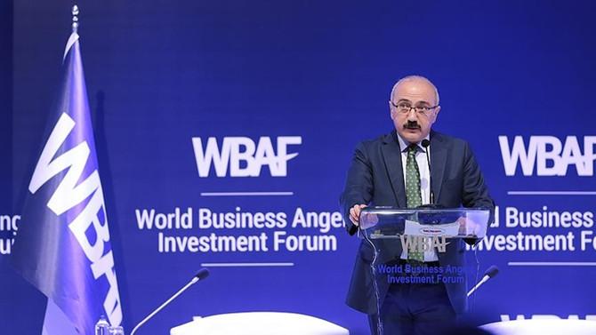 WBAF'den Kalkınma Bakanlığına 'girişimcileri destekleme' ödülü
