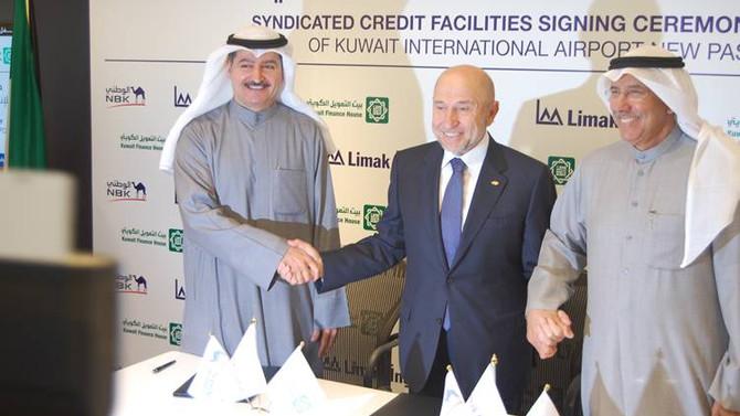 Limak, dışardaki en büyük işe Kuveyt'ten kredi aldı