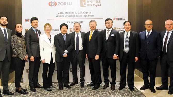 Zorlu'dan 4.5 milyar dolarlık batarya yatırımı